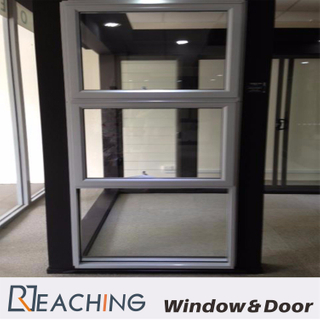 Lift up Open Combine Double Awning Windows Custom Made for Building