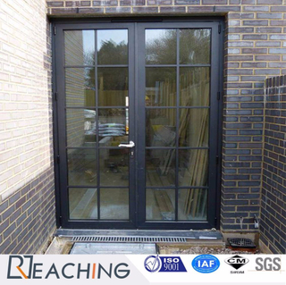 Factory Custom Made Various Type Grid Aluminium Windows Swing Open