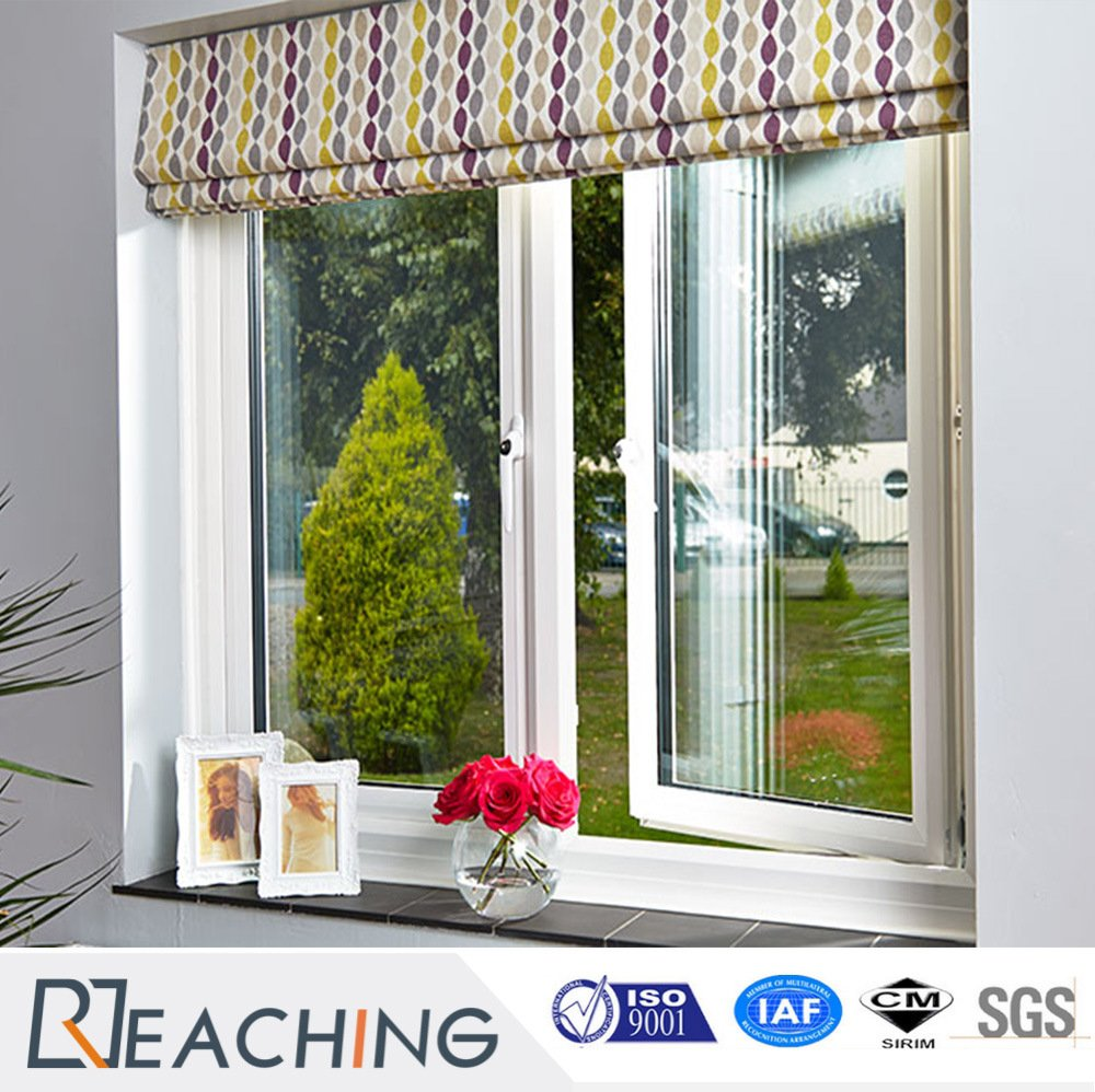 High Quality Customzied UPVC Frame Windows for Residential Buildings