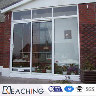 High Aluminium Tempered Glass Windows and Doors for Villa Project