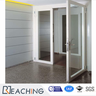 Exterior UPVC and Glass Doors French Doors for Sale