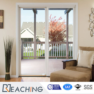 Door Manufacturer UPVC/PVC Plastic Sliding Folding Glass Doors