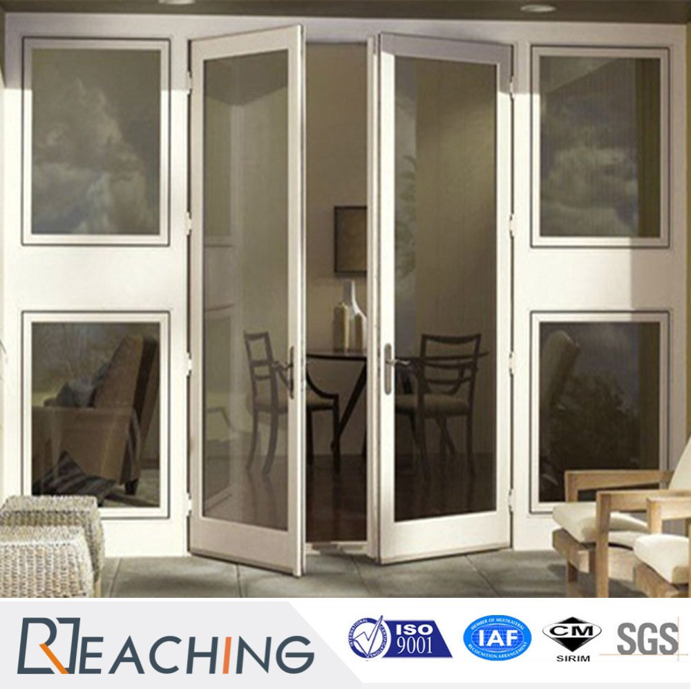 High Efficient Double Glazed UPVC Window and Door