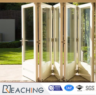 2017 New Design UPVC Folding Window/Vinyl Folding Window