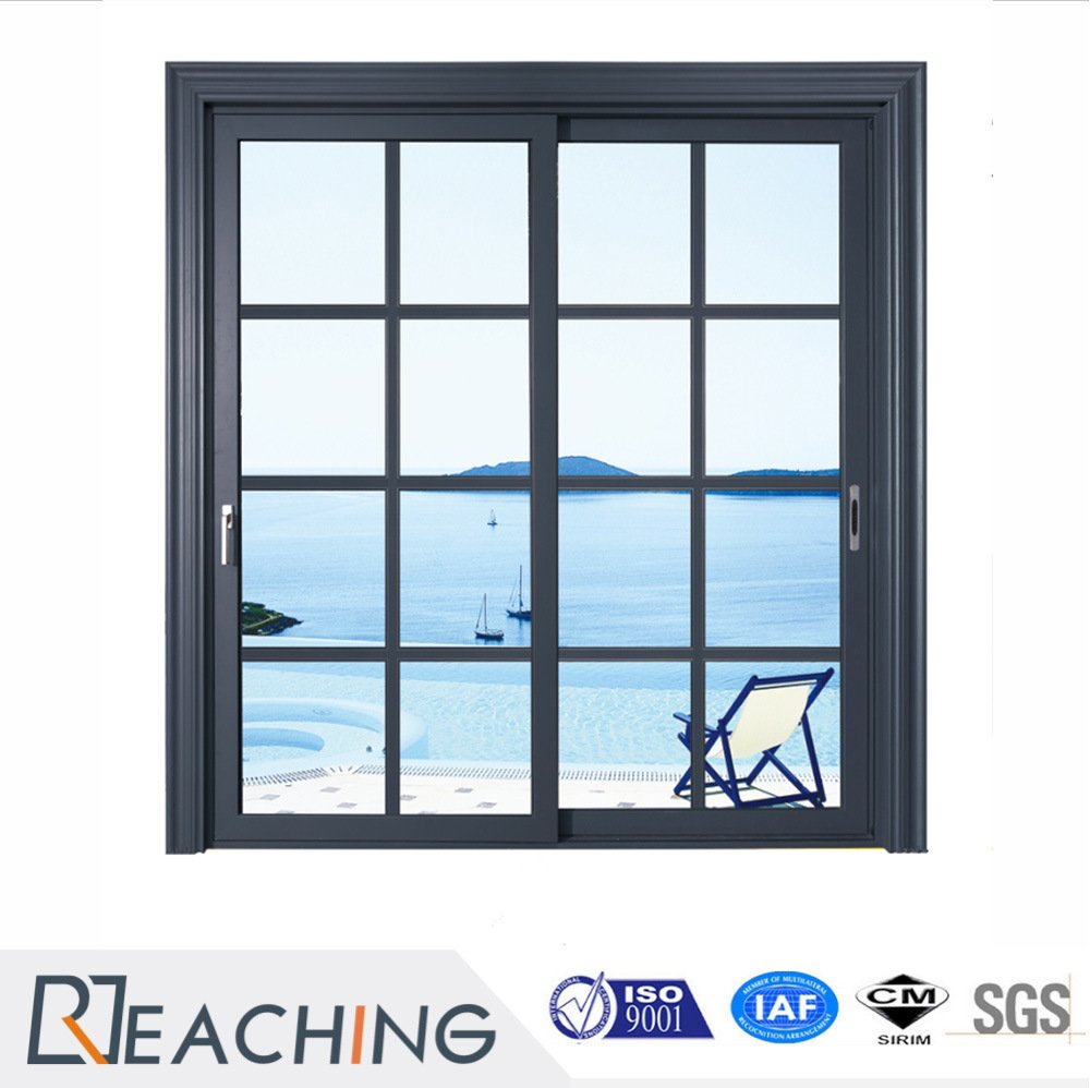 China Manufacturer Cheap Industrial Accordion Doors with Grills