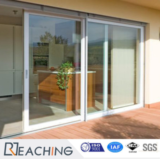 Living Room Anti-Noise UPVC Sliding Door Water Proof