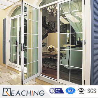 High Quality Double Glazed Design UPVC French Doors/Casement Doors