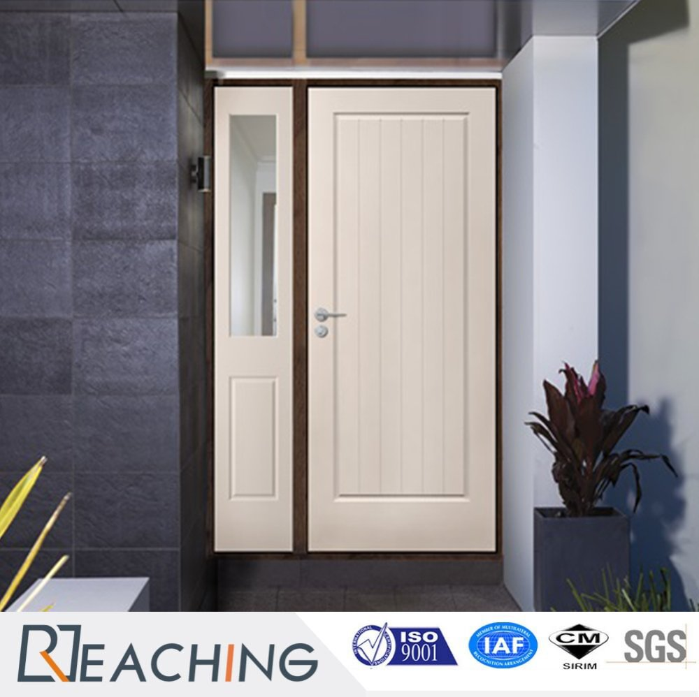 Vinyl PVC Laminated MDF Durable Anti-Moisture Door